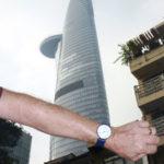 Vietnams Tallest Building Ho Chi Minh City